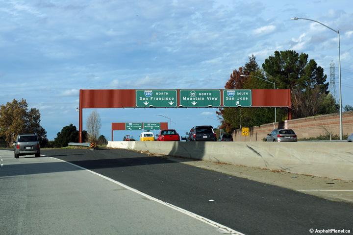 AsphaltPlanet ca > California > State Route 85