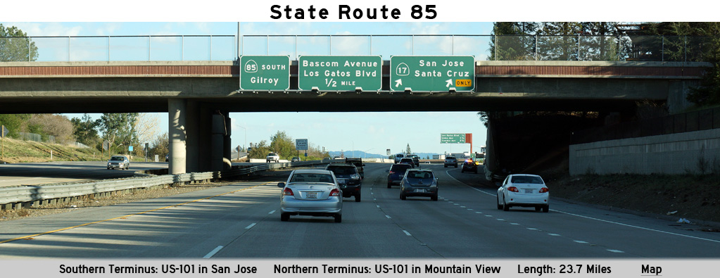 Us Road Map Highway California Globalinterco - Us road map highway 101 california