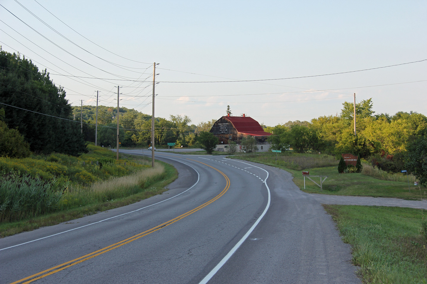 King's Highway 30 - Images