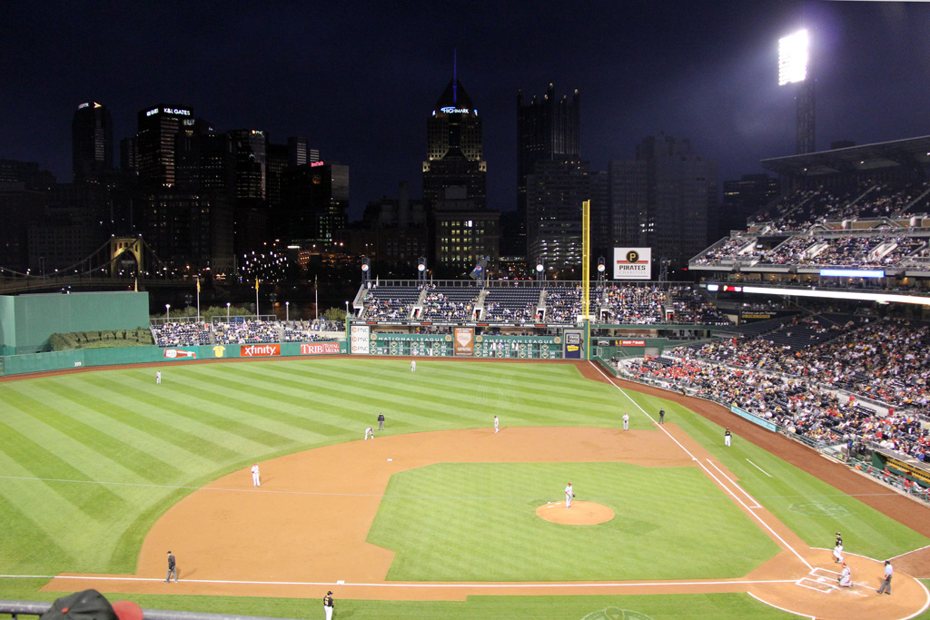 Id Say Pittsburghs Skyline Doesnt Get Enough Recognition Best Enjoyed From PNC Park Home Of The Pirates